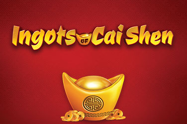 Play Ingots of Cai Shen Slots on HippoZino