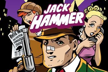 Play Jack Hammer Slots on HippoZino