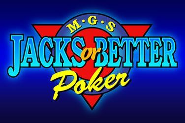 Play Jacks or Better  Casino on MaxiPlay Casino