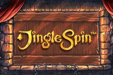 Play Jingle Spin Slots on MrSuperPlay