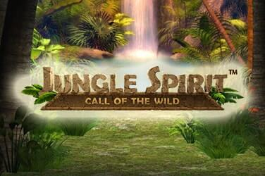 Play Jungle Spirit: Call of the Wild Slots on HippoZino