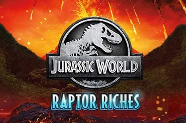 Play Jurassic World Raptor Riches now!