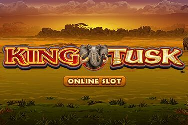 Play King Tusk Slots on HippoZino