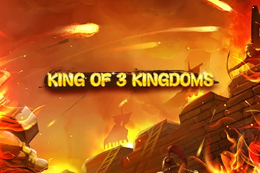 Play King of 3 Kingdoms Slots on HippoZino