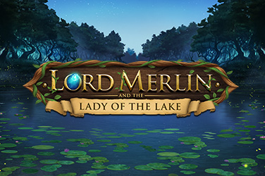 Play Lord Merlin and the Lady of the Lake Slots on HippoZino