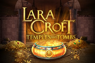 Play Lara Croft: Temples and Tombs Slots on HippoZino