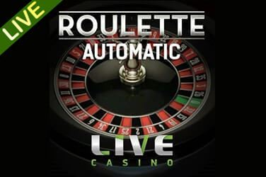 Claim your freespins and Play Live Automatic Roulette LiveCasino at HippoZino Online Casino