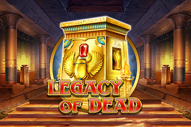 Play Legacy of Dead Slots on HippoZino