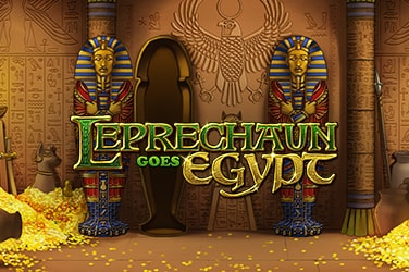 Play Leprechaun Goes Egypt Slots on HippoZino