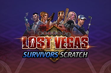 Play Lost Vegas Survivors Scratch Casual on HippoZino