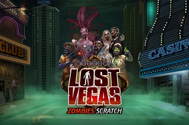 Play Lost Vegas Zombie Scratch Casual on HippoZino