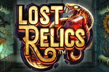 Play Lost Relics Slots on MaxiPlay Casino
