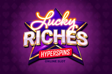 Play Lucky Riches: Hyperspins Slots on HippoZino