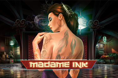 Play Madame Ink Slots on HippoZino