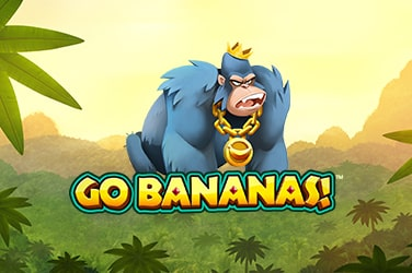 Play Go Bananas! Slots on HippoZino