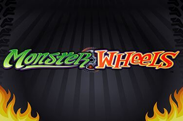 Play Monster Wheels Slots on HippoZino