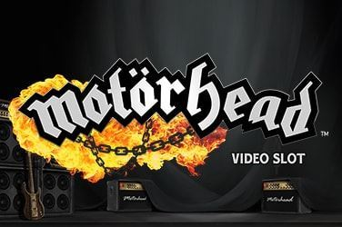 Play Motorhead Slots on HippoZino