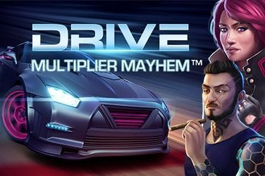 Play Drive Multiplier Mayhem Slots on HippoZino
