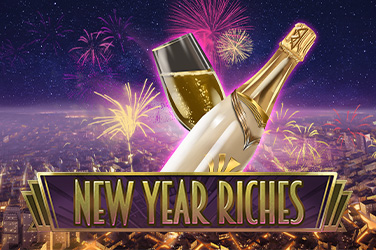Play New Year Riches Slots on HippoZino