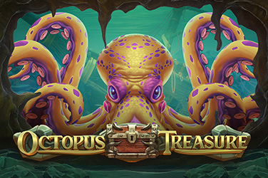 Play Octopus Treasure Slots on HippoZino