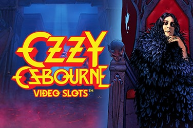 Play Ozzy Osbourne Video Slot Slots on HippoZino