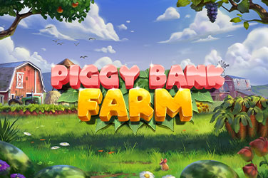 Play Piggy Bank Farm Slots on HippoZino