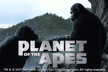 Play Planet of the Apes Slots on MrJackVegas
