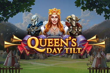 Play Queen's Day Tilt Slots on HippoZino