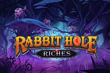 Play Rabbit Hole Riches Slots on HippoZino