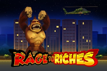 Play Rage to Riches Slots on HippoZino