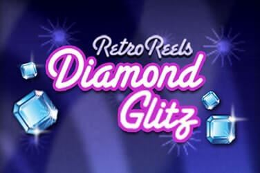 Play Retro Reels - Diamond Glitz Slots on HippoZino