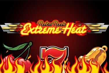 Play Retro Reels - Extreme Heat Slots on HippoZino