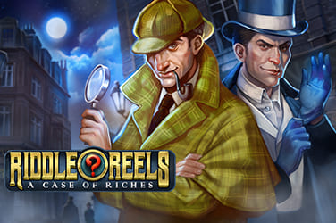 Play Riddle Reels - A Case of Riches Slots on HippoZino