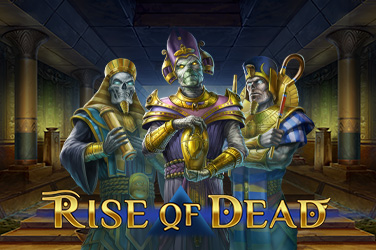 Play Rise of Dead Slots on HippoZino