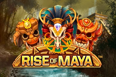 Play Rise of Maya Slots on HippoZino