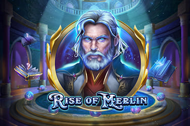 Play Rise of Merlin  Slots on HippoZino