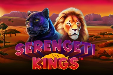 Play Serengeti Kings Slots on HippoZino