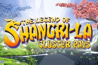 The Legend of Shangri-La: Cluster Pays™ Slot Machine