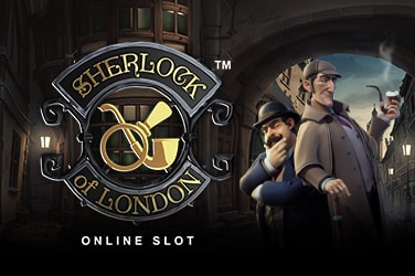 Play Sherlock of London Slots on HippoZino