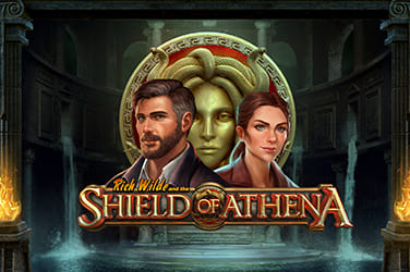 Play Rich Wilde and the Shield of Athena Slots on HippoZino