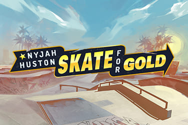Play Nyjah Huston: Skate for Gold Slots on HippoZino