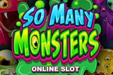 Play So Many Monsters Slots on HippoZino