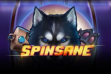 Play Spinsane Slots on HippoZino