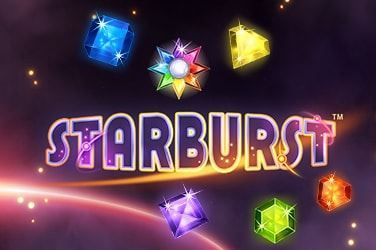 Play Starburst Slots on HippoZino