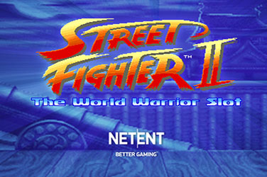 Play Street Fighter II: The World Warrior Slot Slots on HippoZino