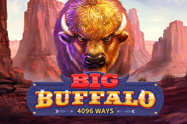 Play Big Buffalo Slots on HippoZino