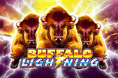 Play Buffalo Lightning Slots on HippoZino