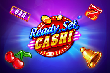 Play Ready, Set, CASH! Slots on HippoZino