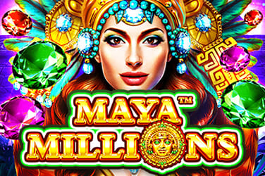Play Maya Millions Slots on HippoZino