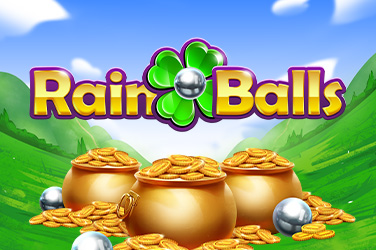 Play Rain Balls Slots on HippoZino